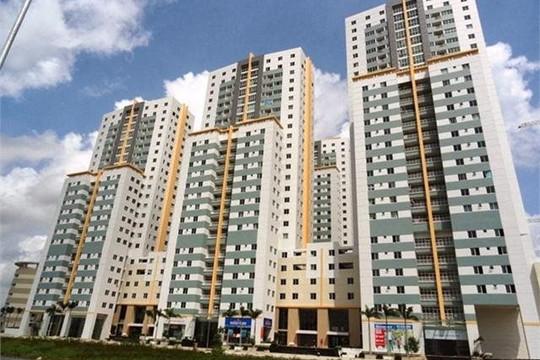 Chủ đầu tư chung cư Belleza 'hô biến' tầng thương mại thành nhà kho
