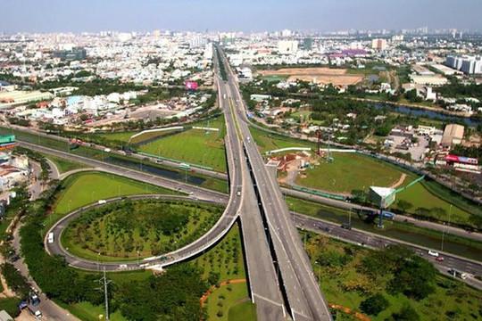 Kiến nghị đầu tư 6 dự án kết nối giao thông TP.HCM và Long An với 21.510 tỉ đồng
