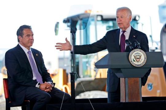 Tổng thống Biden, Chủ tịch Hạ viện không kêu gọi Thống đốc New York từ chức vì cáo buộc quấy rối tình dục 7 cô gái