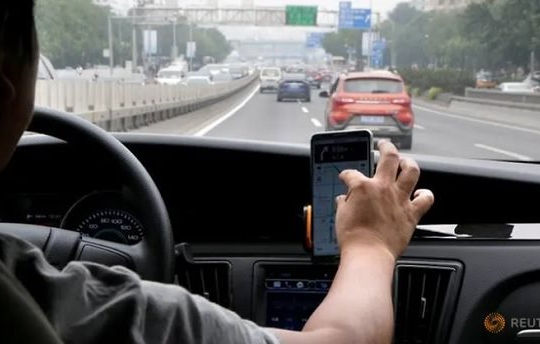 Tài xế xe công nghệ Trung Quốc đâm chết hành khách vì cự cãi