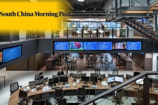 Bị Trung Quốc bắt bán tờ báo SCMP hàng đầu Hồng Kông, đế chế Alibaba có nguy cơ tan rã