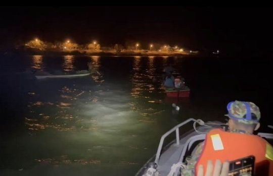 An Giang: Bảy người đi trên hai thuyền máy định nhập cảnh trái phép