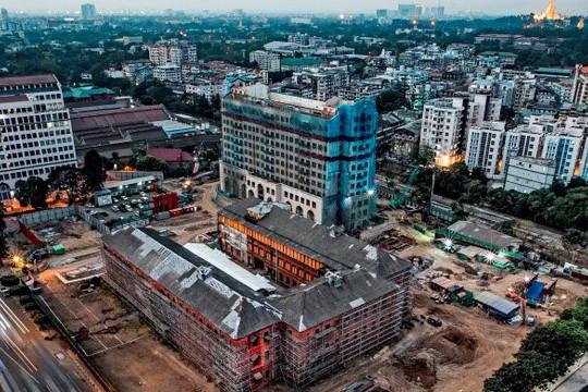 Đại gia địa ốc Hồng Kông xem xét dự án khách sạn siêu khủng ở Myanmar sau cuộc đảo chính hỗn loạn