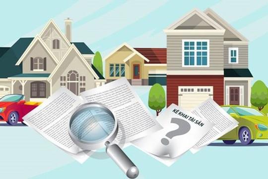 Bộ Nội vụ ban hành kế hoạch kiểm soát tài sản, thu nhập của người có chức vụ