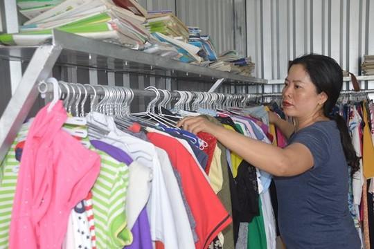 Có một cửa hàng 0 đồng của cô giáo ở xứ nghèo ven biển Sóc Trăng