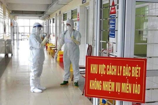 Chiều 20.3 có 1 ca mắc COVID-19 là người nhập cảnh ở Bà Rịa- Vũng Tàu