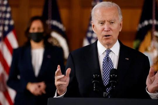 Ông Biden lo ngại khủng hoảng bạo lực chống người châu Á, bà Harris nói có phân biệt chủng tộc, giới tính ở Mỹ