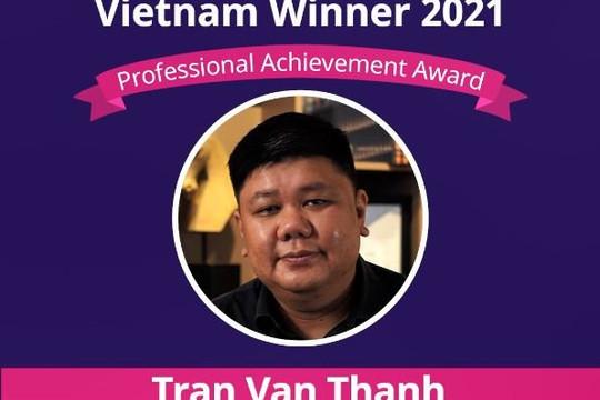 Hội đồng Anh công bố giải thưởng Cựu sinh viên Vương quốc Anh tại Việt Nam