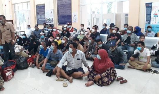 Phát hiện thêm 61 người nhập cảnh trái phép từ Campuchia về Việt Nam