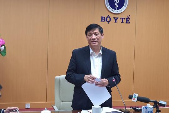Bộ Y tế sẽ kiểm tra công tác tiêm chủng tại các tỉnh, thành phố từ 24.3