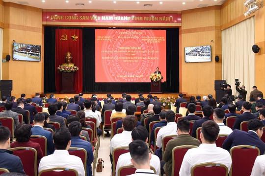 Hà Nội công bố 6 đồ án quy hoạch phân khu đô thị