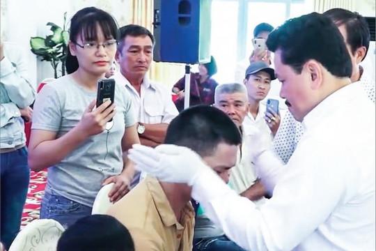 Sau khi tốn 200 triệu ngân sách, Quảng Ngãi thừa nhận ông Võ Hoàng Yên chữa bệnh không có cơ sở khoa học