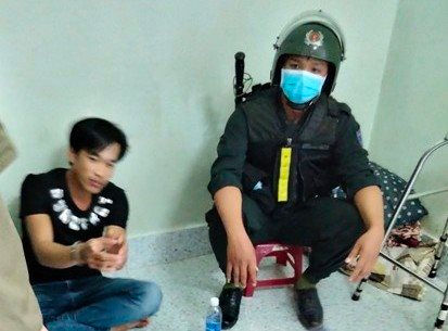 100 cảnh sát vây bắt vợ chồng trùm giang hồ cho vay nặng lãi, bán ma túy