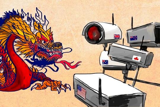 Mỹ bắn pháo hiệu, lập tức EU, Anh, Canada, Úc, New Zealand đổ xô chỉ trích Trung Quốc trong 24 giờ qua