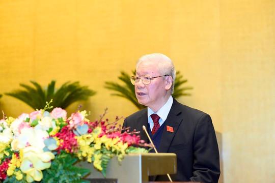 Tổng bí thư, Chủ tịch nước: Thực hiện nghiêm túc quan điểm 'dân là gốc'