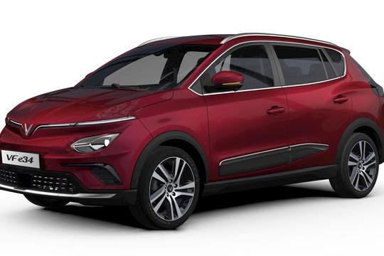 VinFast mở bán mẫu ô tô điện đầu tiên, giá 690 triệu đồng/chiếc