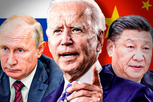 Tổng thống Biden so sánh ông Putin với Tập Cận Bình, định tái tranh cử vào năm 2024