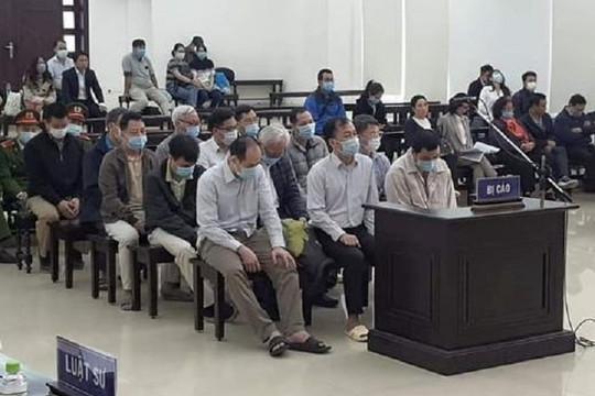 Cựu Chủ tịch GPBank bị đề nghị 12 – 13 năm tù