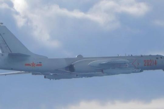 Đài Loan triển khai tên lửa cảnh báo 20 máy bay Trung Quốc trong vụ xâm nhập lớn chưa từng thấy