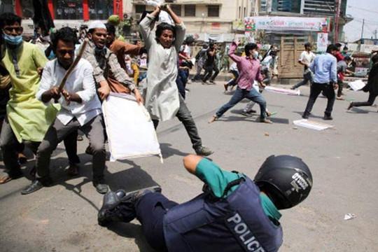 Facebook ngừng hoạt động ở Bangladesh khi dân biểu tình phản đối chuyến thăm của Thủ tướng Ấn Độ