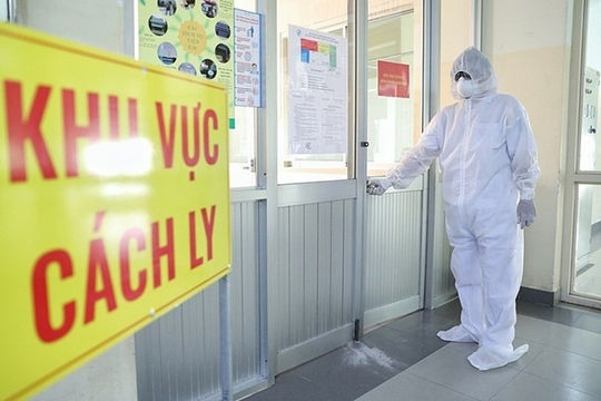 Chiều 29.3 có 2 người Việt và 1 chuyên gia Ấn Độ mắc COVID-19