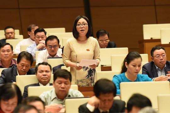 ĐBQH Phạm Thị Minh Hiền: Tôi mong Chính phủ cương quyết xóa bỏ những lối mòn về tư duy