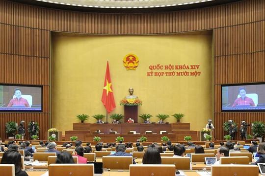 ĐBQH Phạm Thị Minh Hiền gửi gắm hai vấn đề tới Chính phủ nhiệm kỳ tới