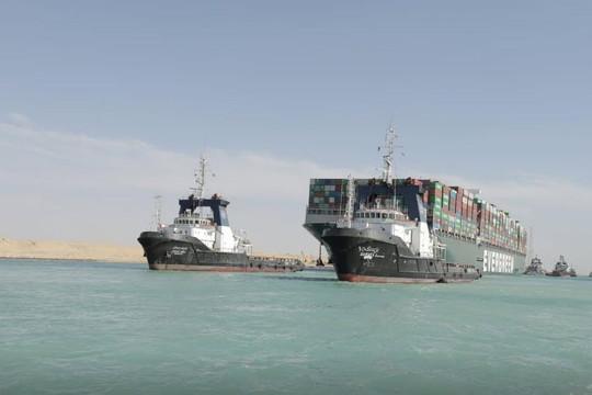 Chủ sở hữu siêu tàu Ever Given chưa thấy ai đòi bồi thường, có thể đền hàng triệu USD