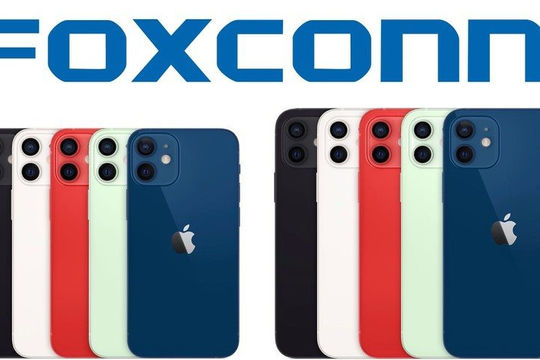 Chủ tịch Foxconn thấy sức nóng vì tình trạng thiếu chip, Apple đối mặt sóng gió