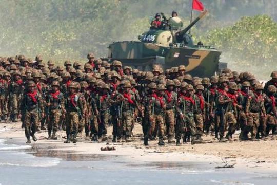 Máy bay từ Myanmar oanh tạc gần biên giới Thái Lan, Bangkok bác bỏ việc ủng hộ Junta