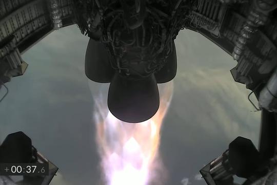 Tàu Starship SN11 của SpaceX phát nổ trong quá trình thử nghiệm
