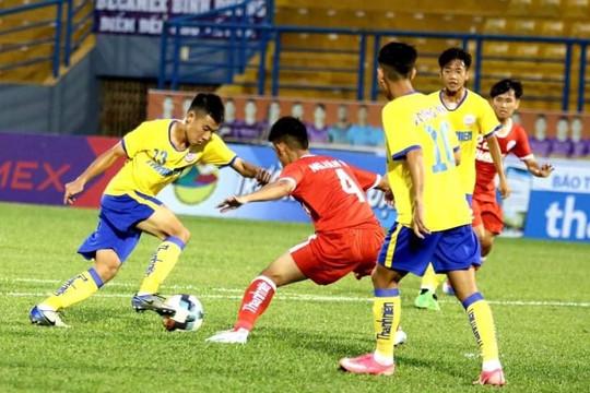 Trực tiếp VCK U.19 Quốc gia: Bình Định - Đồng Tháp