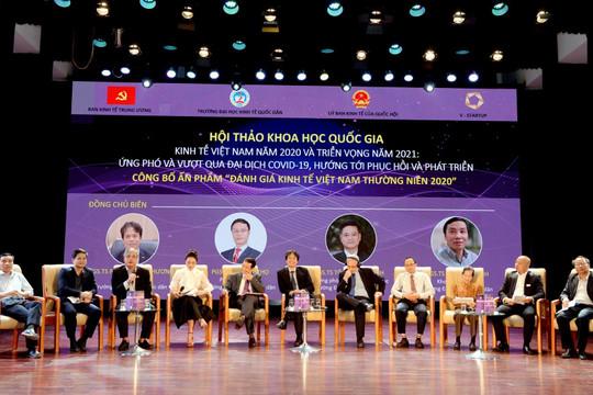 Chất lượng tăng trưởng của Việt Nam có cải thiện nhưng vẫn ở mức thấp