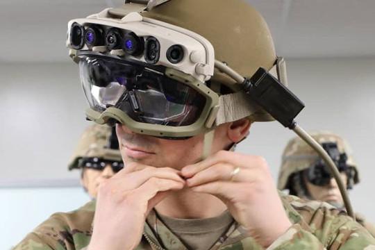 Microsoft có hợp đồng 21,88 tỉ USD cung cấp tai nghe thực tế tăng cường cho quân đội Mỹ mặc nhân viên phản đối