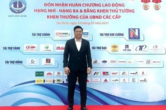 """Doanh nhân Trần Ngọc Đính: Thiên mệnh """"biến"""" Thái Tuấn trở thành thương hiệu Việt Nam toàn cầu"""
