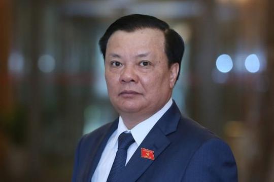 Ông Đinh Tiến Dũng dự kiến giữ chức Bí thư Thành ủy Hà Nội
