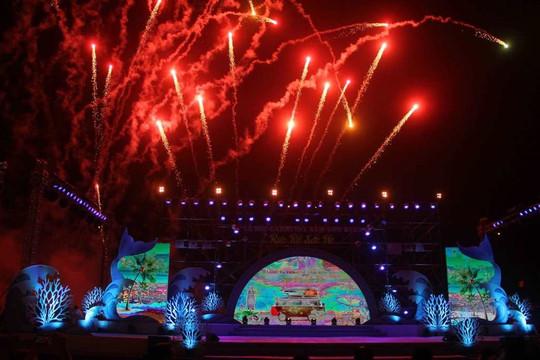 Thanh Hóa sẽ bắn pháo hoa trong Lễ hội du lịch biển Sầm Sơn