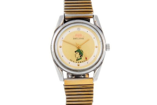 Đồng hồ Thiên An Môn bị loại khỏi cuộc đấu giá