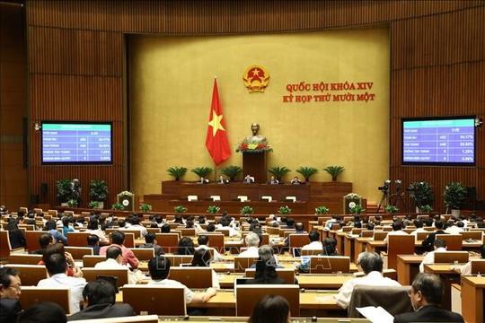 Tập trung hoàn thành công tác nhân sự Nhà nước, Quốc hội, Chính phủ