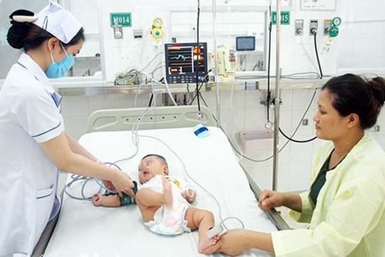 Bệnh tay chân miệng gia tăng ở Đồng Nai