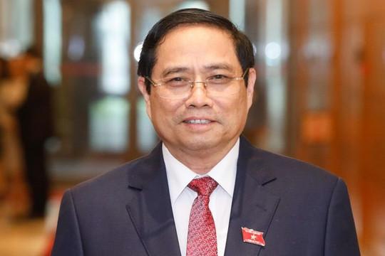 Ông Phạm Minh Chính được giới thiệu bầu làm Thủ tướng