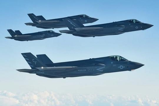 Nhật sắp triển khai tiêm kích F-35B đến biển Hoa Đông