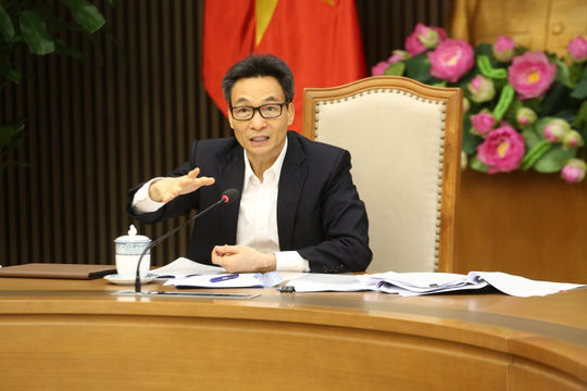 Phó thủ tướng Vũ Đức Đam chỉ đạo xử lý dứt điểm việc cấp bằng cho các học viên Học viện Múa