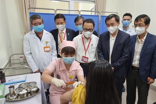 Bộ Y tế phân bổ vắc xin đợt 2 cho 63 tỉnh, thành phố trên cả nước