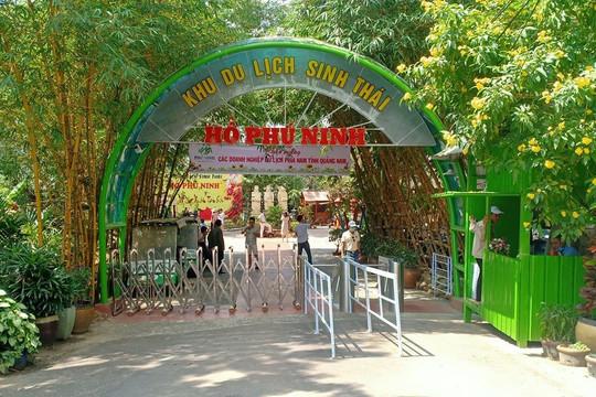 Trải nghiệm hồ Phú Ninh