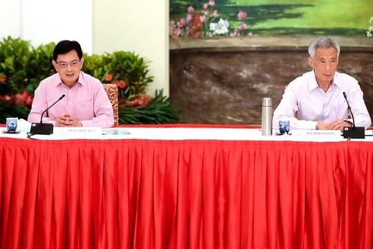 Quy hoạch lãnh đạo của Singapore gặp sóng gió