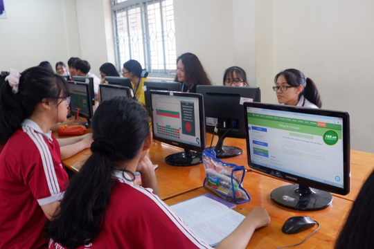 Bộ GD-ĐT ra quy định về học trực tuyến thay thế việc dạy học trực tiếp