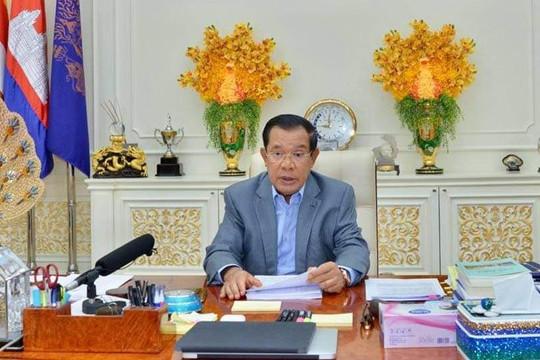 Campuchia ghi nhận hơn 4.000 ca nhiễm COVID-19, Thủ tướng Hun Sen phê bình các cơ quan quản lý