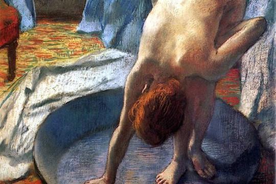 Cảnh tắm khỏa thân trong hội họa, từ lịch sử đến đương đại