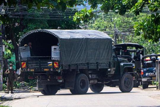 'Quân đội Myanmar tính phí tìm thi thể những biểu tình thiệt mạng ở vùng đất chết chóc'